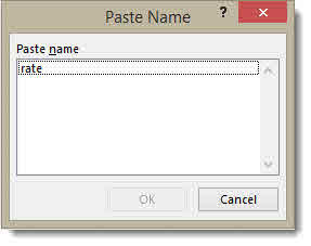 name error 1